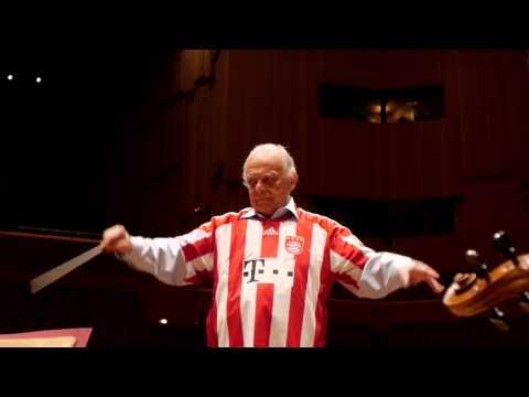 Die Münchner Philharmoniker: Champions League Finale 2013 [HQ] Hymne für den FC Bayern (HD)