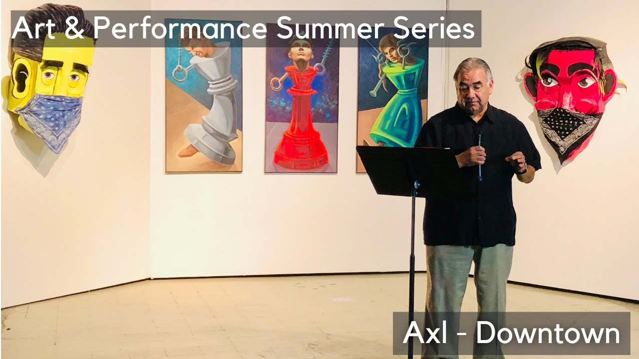 Art & Performance Summer Series