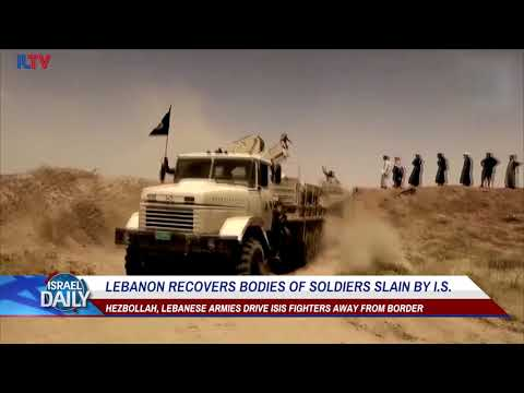 Lebanese Army Defeats ISIS in Largest Military Offensive Yet - Aug. 30, 2017