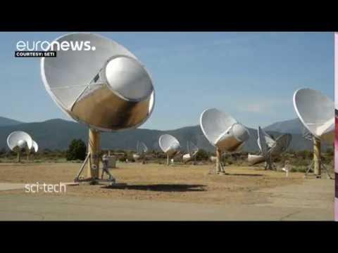ET ring back Russian mengambil sinyal radio yang misterius