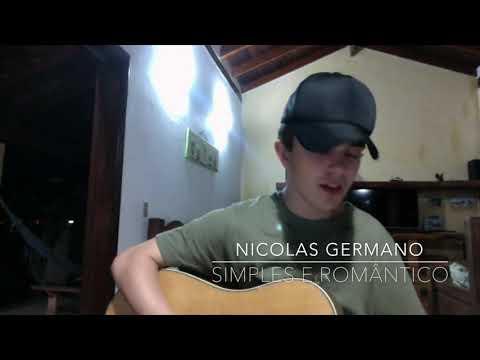 SIMPLES E ROMÂNTICO/Nicolas germano