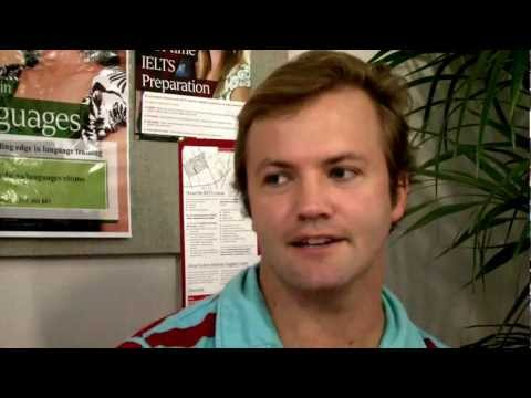 Learning English at Sydney Institute TAFE English Centre: Andrew teacher and coach