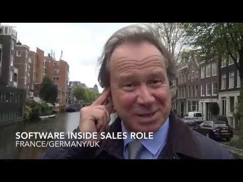 Software Inside Sales Roles - France/Germany/UK