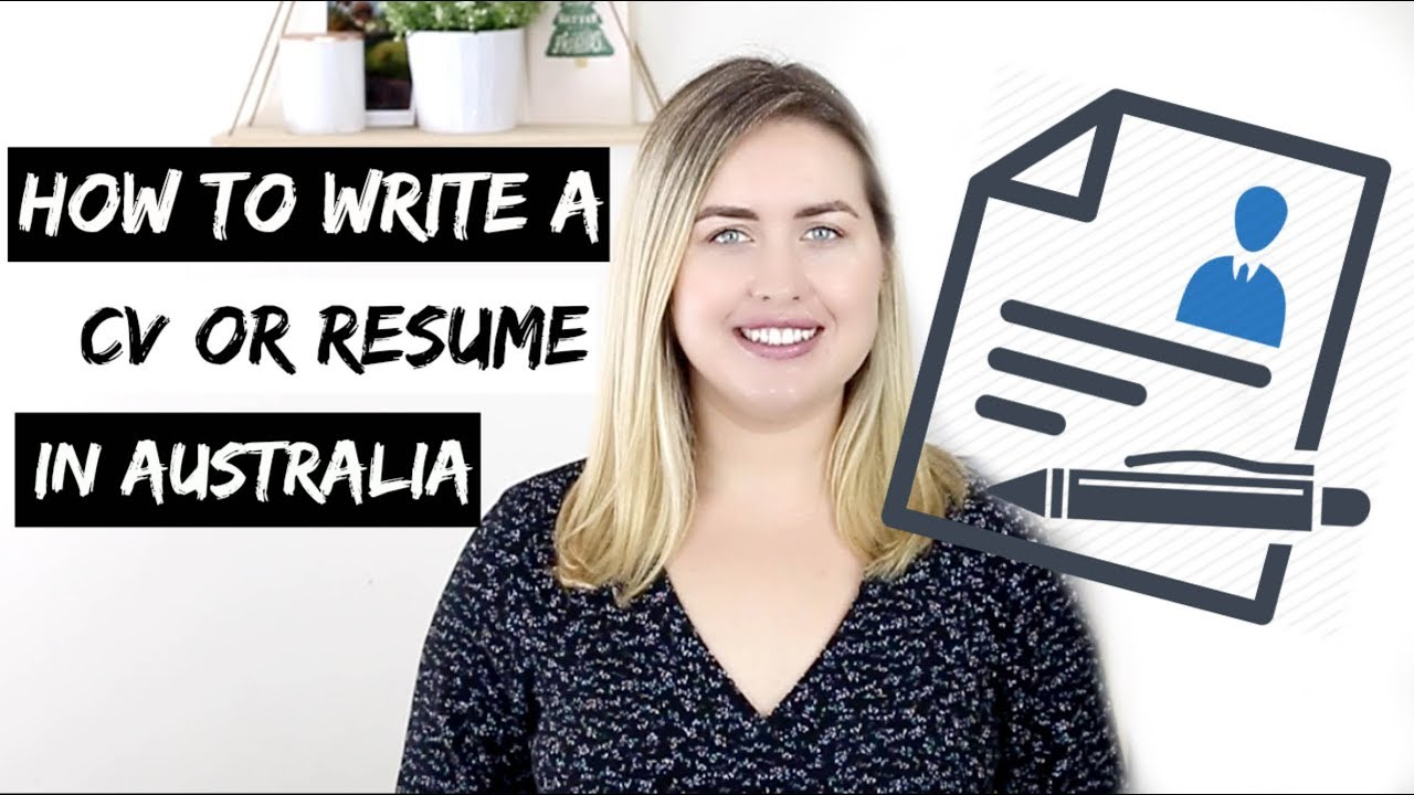 How to write a CV / Resume | Perfect CV for Any JOB