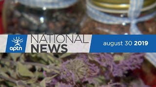 APTN National News August 30, 2019 – Treaty 1 agreement signed, Suicides in a Manitoba First Nation
