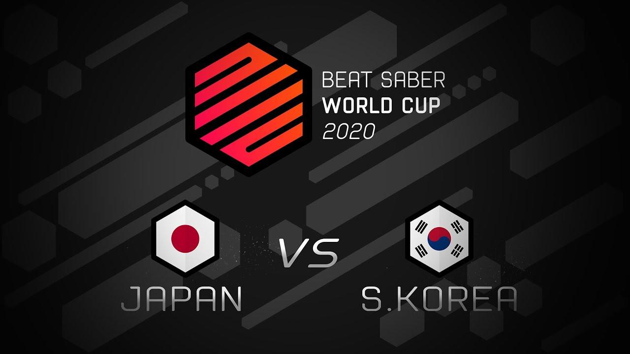 Beat Saber World Cup | Japan vs South Korea | Round of 16