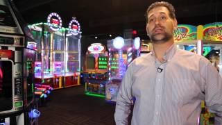 Arcade Games, Food, And More At Gameworks