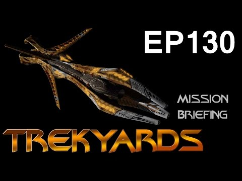 Trekyards EP130 - Species 8472 Bioship