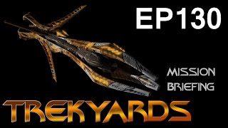 Trekyards EP130 - Species 8472 Bioship