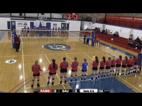 Livestream: St. Andrews vs. Bluefield - Volleyball - 6:00pm