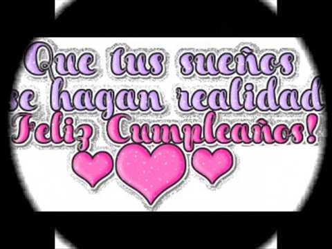 Feliz Cumpleaños Maria Elena Youtube