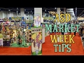 ASD Market Week Tips