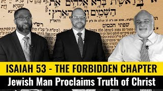 Isaiah 53 - The Forbidden Chapter | Jewish Hebrew Bible - The Mysterious Prophecy | Rabbi | Jew