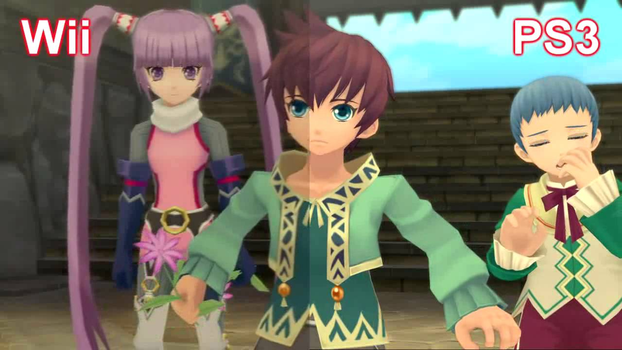 tales of graces f ps3 iso