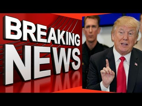 BREAKING: President Trump Just Sent EPIC Message To Border Patrol… He's NOT Messing Around