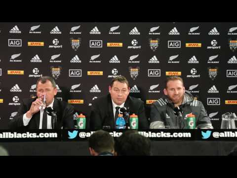 All Blacks LOSS FULL Post match vs LIONS 2nd TEST Wellington