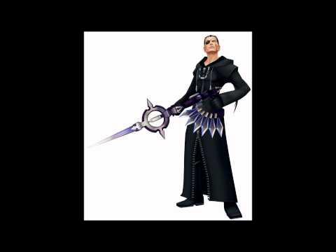 James Patrick Stuart as Xigbar in Kingdom Hearts II Battle Quotes