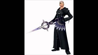 James Patrick Stuart as Xigbar in Kingdom Hearts II (Battle Qu…