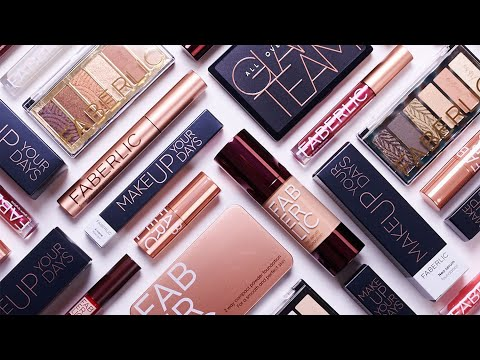 Презентация нового макияжа Glam Team