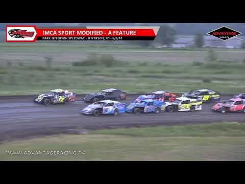 Sport Compact/Sport Modified Features - Park Jefferson Speedway - 6/8/19