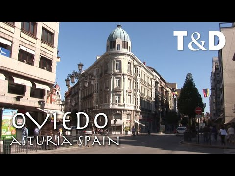 Oviedo - Asturia - Spain - City Guide - Travel & Discover