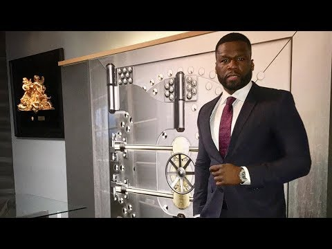 50 Cent Reveals Where He Keeps His Money ''I'm Not Sharing''