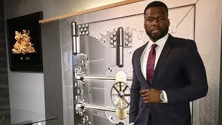 50 Cent Reveals Where He Keeps His Money