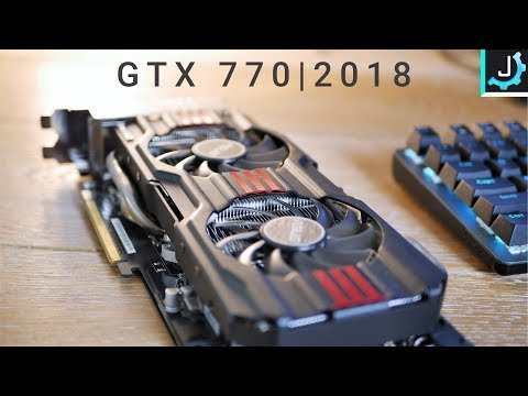 Can You Survive The GPU Crisis With a GTX 770? - Tips on How To Survive The PC Crisis