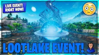 I missed the NEXUS EVENT due to a glitch... (Fortnite Battle Royale)