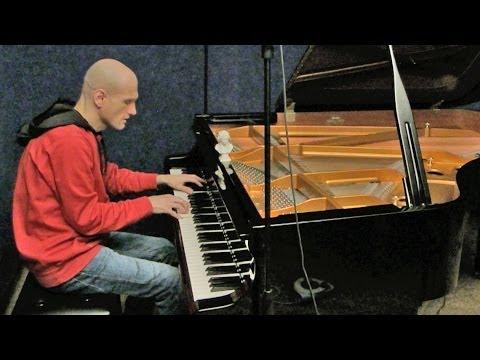 Giovanni Bomoll - Flying to Paradise (Piano Original)