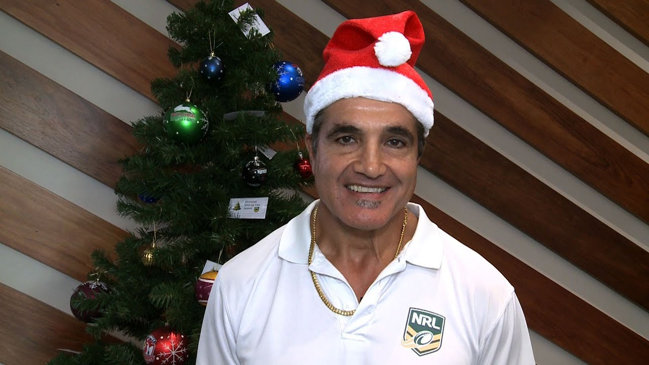 Merry Christmas From The Rugby League Family