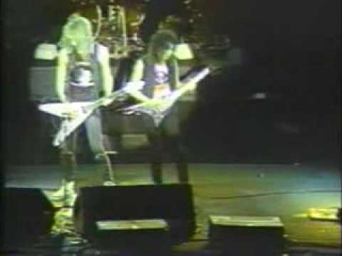 Metallica  Fade to Black  1985