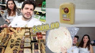 Esta QUESADILLA GIGANTE de LUJO CUESTA $800.00