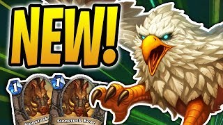 The NEW BOAR OTK COMBO!   Hunting Party BOAR TK Hunter   Rise of Shadows   Hearthstone