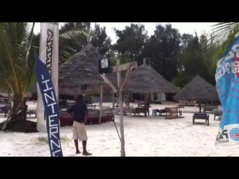Kendwa Rocks Hotell, Zanzibar