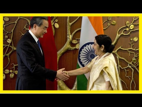 Peace along border essential pre-requisite for smooth bilateral ties, india tells china