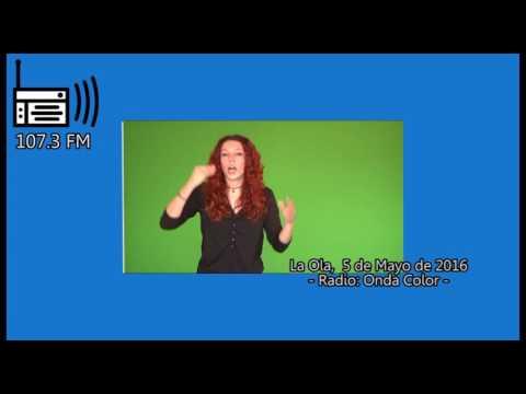 Programa de Radio en LSE: La Ola, 5 de Mayo de 2016
