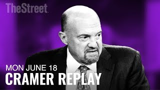 Jim Cramer on Tariff Worries, Oil, Alphabet and Centene