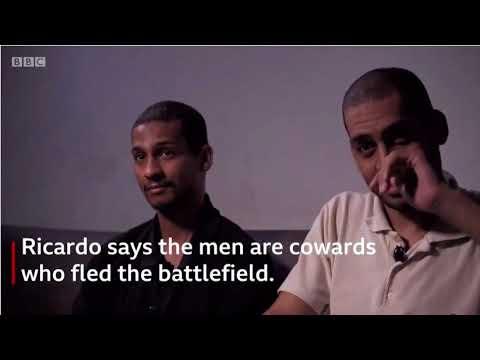 Ricardo Vilanova: Face To Face With ISLAMIC STATE Captors