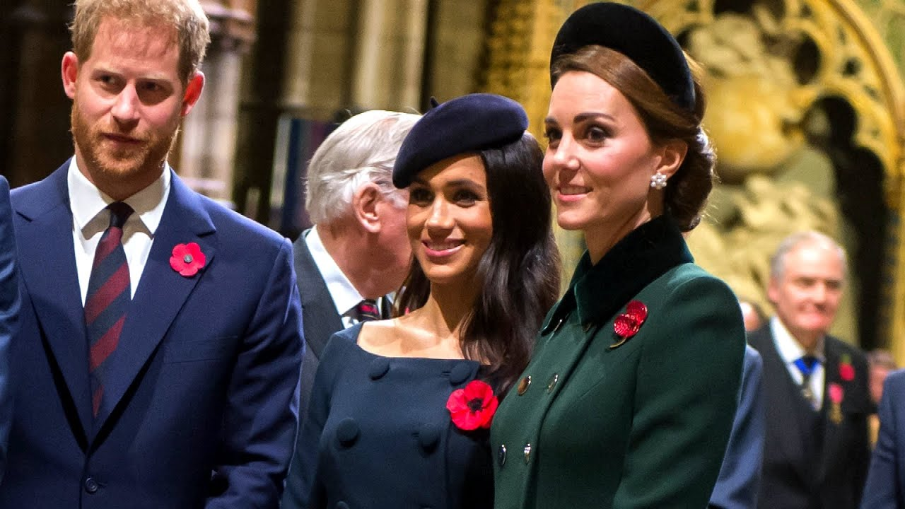 Download How Kate Middleton and Meghan Markle's Relationship Flopped