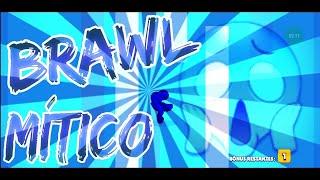 BRAWL STARS- COMPREI GEMAS E CONSEGUI UM BRAWLER MÍTICO!!