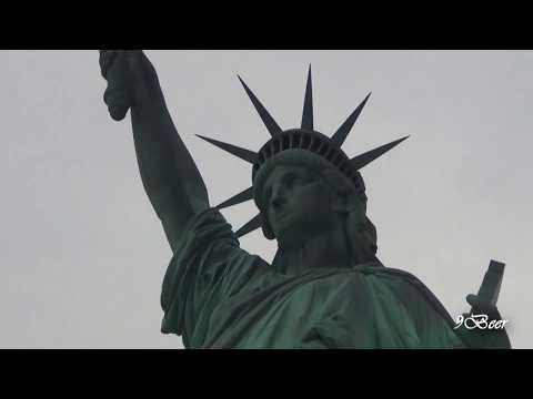 เที่ยวอเมริกา New York Part 3 (Statue of Liberty, Ellis Island, Wall street)