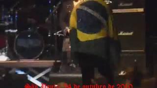 HALFORD homenageia seu amigo DIO em São Paulo