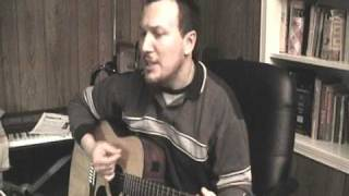I Really Want to Worship You, My Lord (acoustic guitar praise and worship)