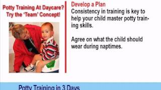 Potty Training (High Quality, AVI format)