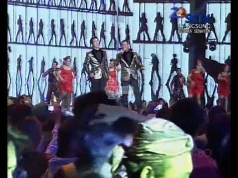 #MyMusic - CAKRA KHAN FEAT JUDIKA ( HUT SCTV )