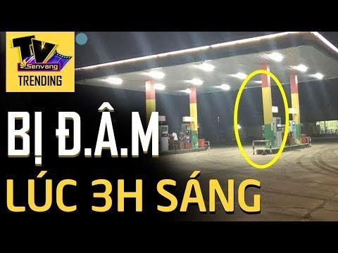 Nữ nhân viên cây xăng bị 'Đ.Â.M GỤC' tại chỗ vào lúc 3h sáng