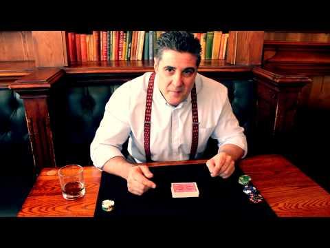 The Card Shark Show, London - Cutting The Aces - Steve Truglia ...