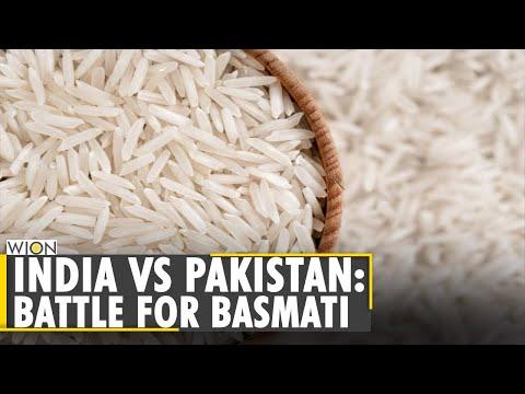 India claims ownership of 'Basmati' rice | India VS Pakistan | Latest World English News | WION News