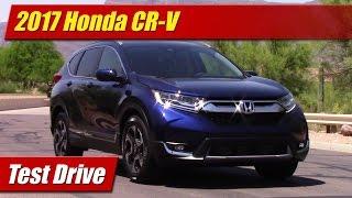 2017 Honda CR-V: Test Drive